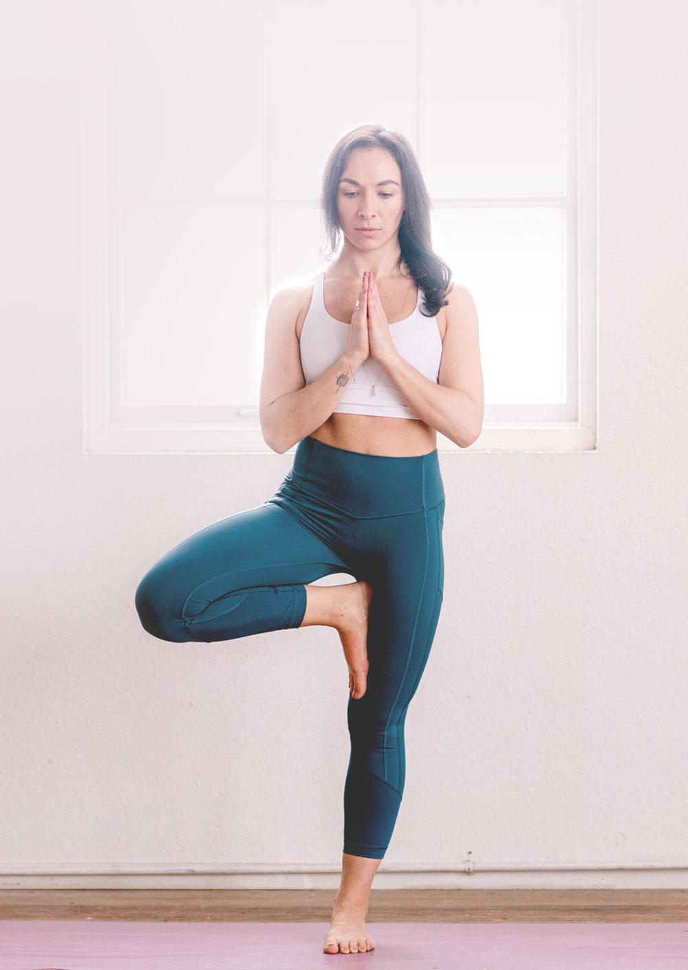 yoga koncentration